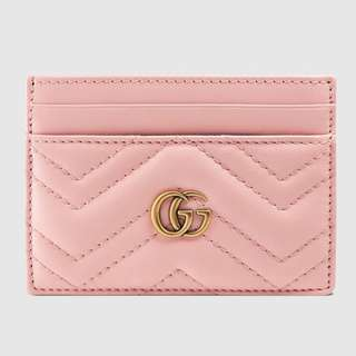 Gucci GG Marmont Card Case 代購