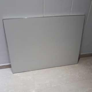 White Board 90cm x 68 cm