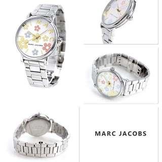 Mj Floral Watch
