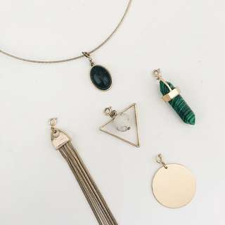 H&M Mix and Match Necklace Set