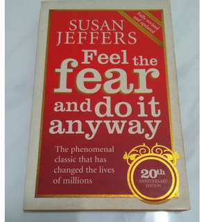 [Self Development Book!] Feel the Fear . . . and Do It Anyway