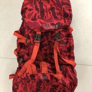 Backpack/行山背囊/55L