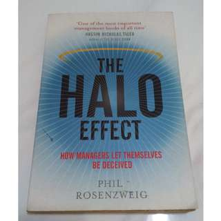 [Educational Book] The Halo Effect: ... and the Eight Other Business Delusions That Deceive Managers