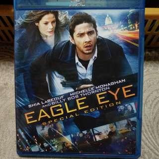 Blu ray, Original, Eagle Eye