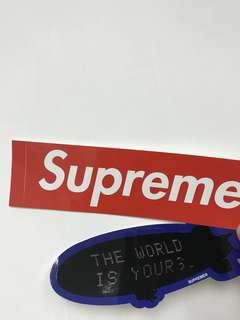 Supreme 貼子