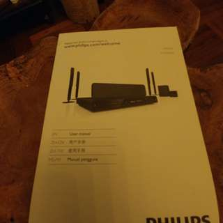Philips( HTS3578W )影音播放 5.1全套