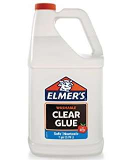 Elmer's Glue (Clear, 1 Gallon)