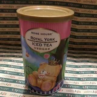(From Taiwan 🇹🇼) 古典玫瑰園 ROSE HOUSE 皇家約克冰茶 royal york iced tea powder