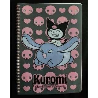 Kuromi Notebook筆記簿