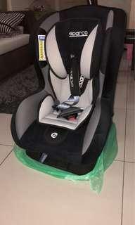 Car Seat Sparco F500K