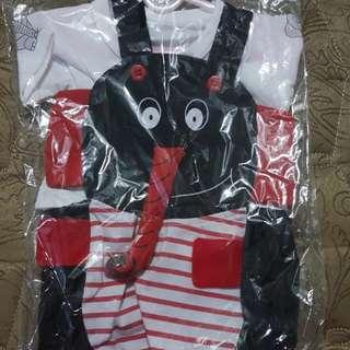 Paket baju bayi