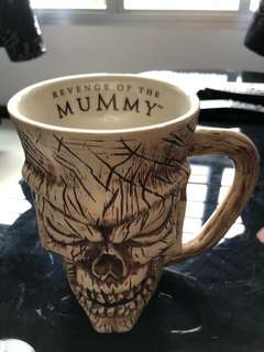 Revenge of the mummy cup