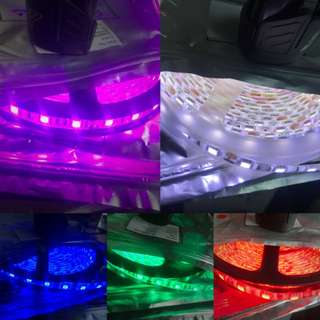 car Leds installations !