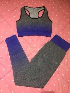 Sportwear Set Ombre