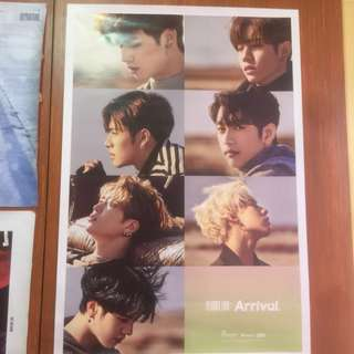 FREEBIES: GOT7 Official Posters