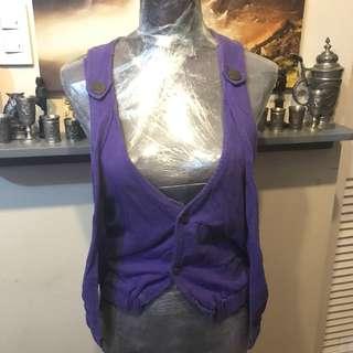 CKBW: Purple Vest (M)