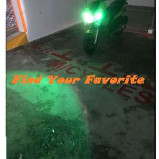 Gilera self installed T10 super bright CREE project lens FOR POLE LIGHT - no installation included