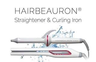 Hairbeauron Hair Straightener