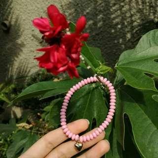 🆕 H&M heart charm bracelet #Fesyen50