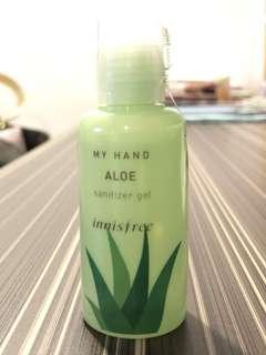 Aloe Sanitizer Gel