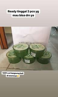 Aloe vera soothing gel 92%