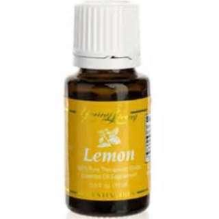 Young Living Lemon Essential Oil 15ml