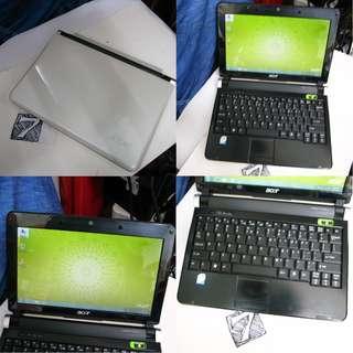 Acer Aspire One KAV10 10.1 LED Atom NetBook $165