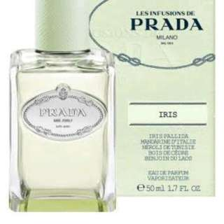 PRADA IRIS PERFUME 100ML