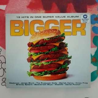 Bigger - 10 Hits Billboard