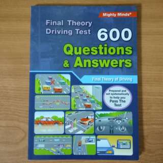 Final Theory Driving Test Q&A