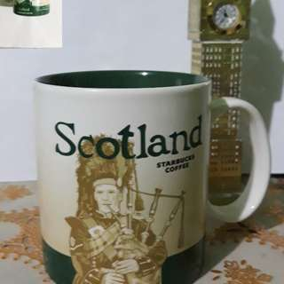 Starbucks Scotland Icon Mug with SKU