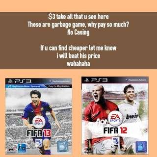 Cheapest Ps3 Games