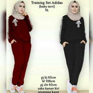 Adidas Training Set