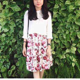 Floral skirt (neoprene)