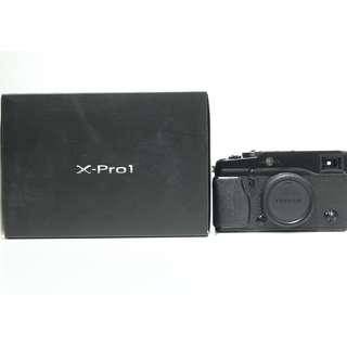 Fujifilm X-Pro1 Mirrorless Digital Camera