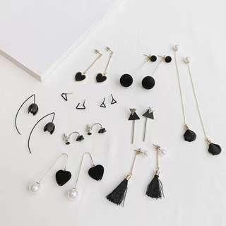 Earrings ($22 for 10pairs)