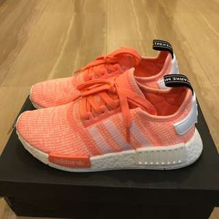 Adidas NMD R1 Womens Sun Glow Pink
