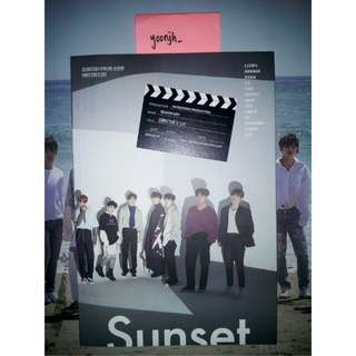 [WTS] SEVENTEEN DIRECTOR'S CUT SUNSET VER.