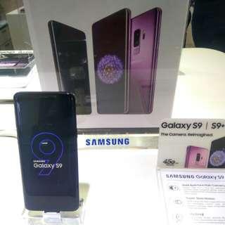 Bisa Kredit Samsung Galaxy S9 Smartphone - [64GB/ 4GB] Tanpa Kartu Kredit