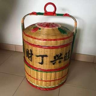 Wedding Basket - Guo Da Li