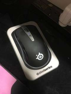 Steelseries sensei wireless mouse 無線滑鼠