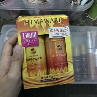 Himawari Rich & Repair travel set