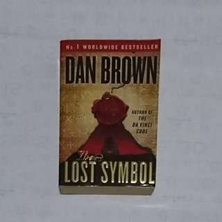 Lost Symbols - Dan Brown