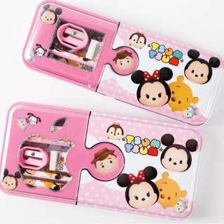 Tsum Tsum Small/BIg Pencil Case