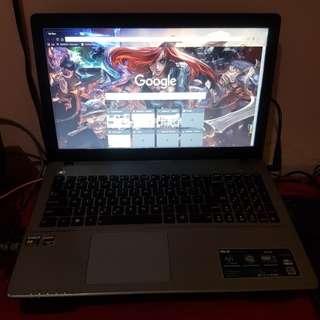 Laptop ASUS AMD