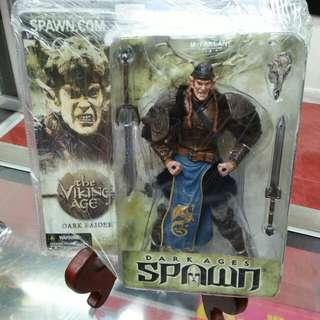 Macfarlane spawn Viking series