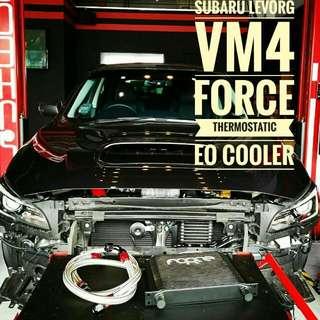 Subaru Levorg VM4 : Thermostatic Engine Oil Cooler & CVT Oil Cooler bundled