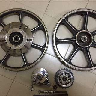 Sportrim GTO Original Japan