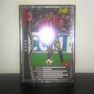 FOOTBALL CARD - Kaka