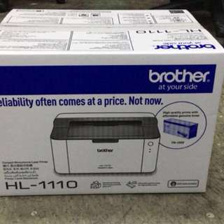 Clearance! BNIB! Cheap! Last a few units! Brother HL1110 laser printer!